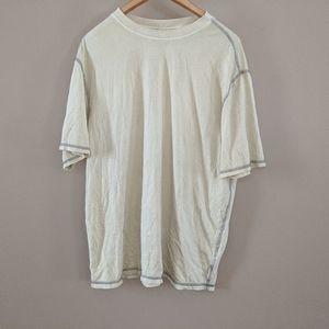 White Sierra men's large t-shirt